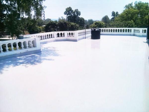 Balcony Waterproofing Lifting – INDIA