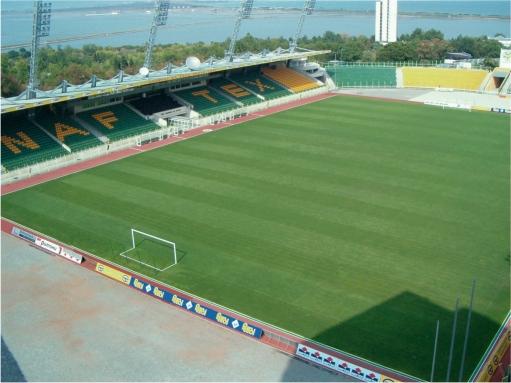 Stadium Tribunes